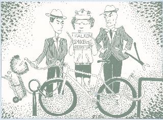 hvor stor ramme sykkel